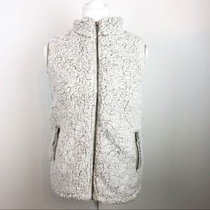 Thread & Supply Sherpa Wubby Vest